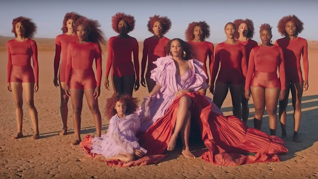 "Beyoncé Drops Breathtaking, Africa-Inspired Music Video for ""Spirit"""