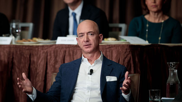 <i>Washington Post</i> Staffers Ask Owner and Richest Man in the World Jeff Bezos to Pay Them Fairly