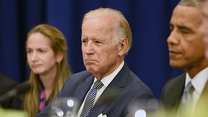 Watch: Joe Biden Responds to Allegations of Improper Touching With Short Video