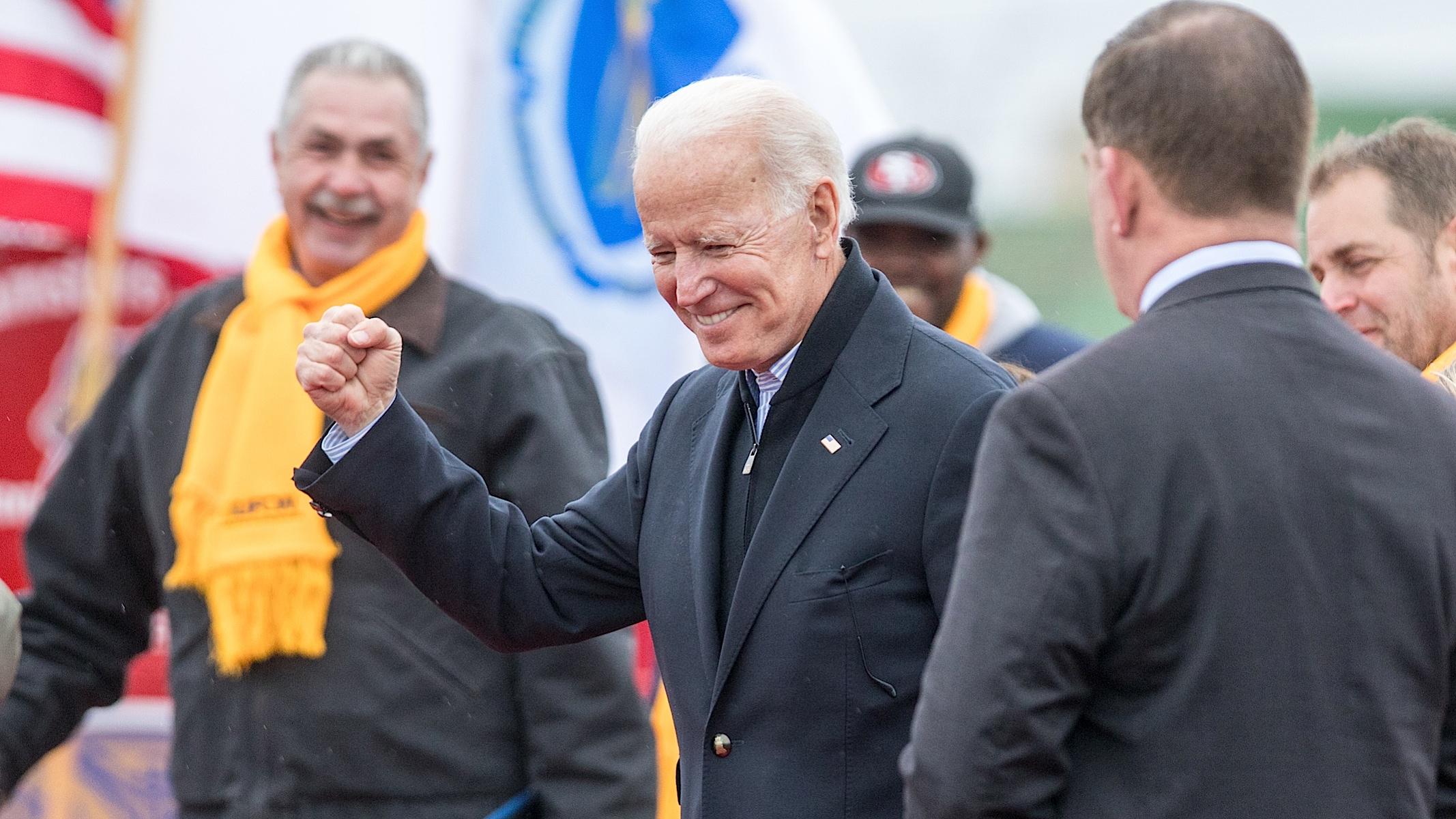 Only Joe Biden Can Take the Nomination From Joe Biden Now