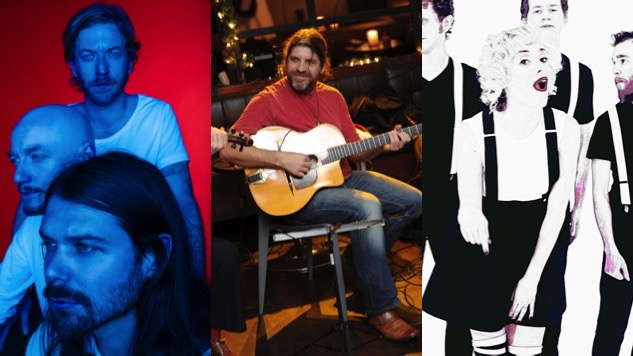 Streaming Live from <i>Paste</i> Today: Biffy Clyro, Stephane Wrembel, DD White