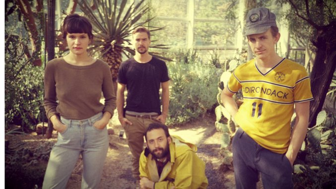 "Listen to Big Thief's Lovely and Delicate New Tune, ""Dandelion"""