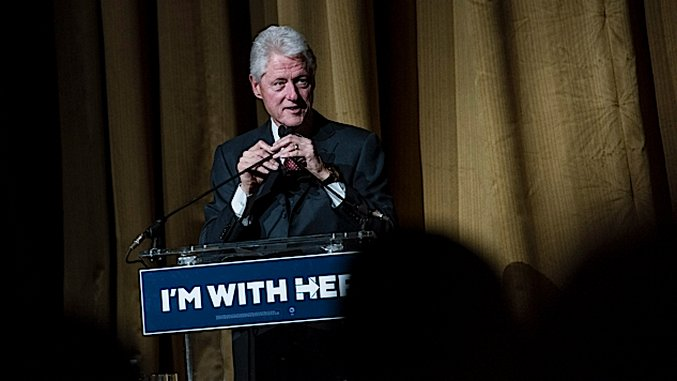 Why Bill Clinton's Black Lives Matter Comments Were Wrong About Everything