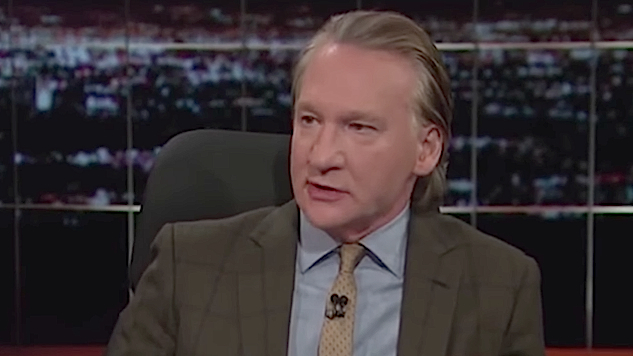 Here's Seven Minutes of Bill Maher Being Islamophobic