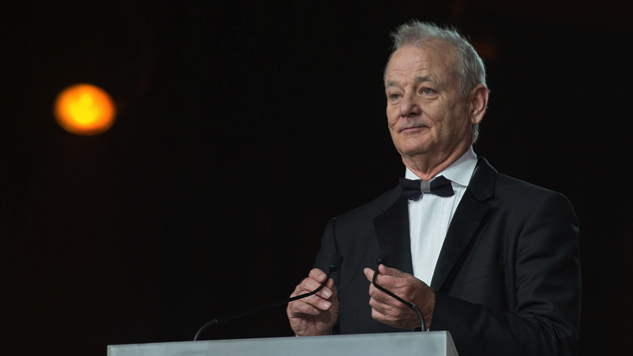 Bill Murray to Receive Mark Twain Prize for Comedy
