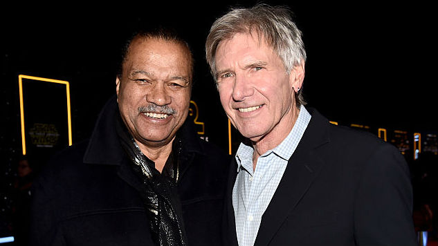 Billy Dee Williams Will Return to <i>Star Wars</i> as Lando Calrissian