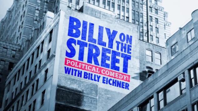 TruTV Airing <i>Billy on the Street</i> Marathon on President&#8217;s Day