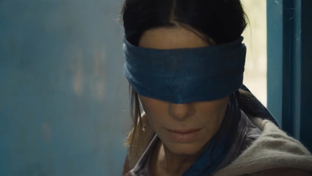 Sandra Bullock Leads the Blind in New Trailer for Netflix Film <i>Bird Box</i>