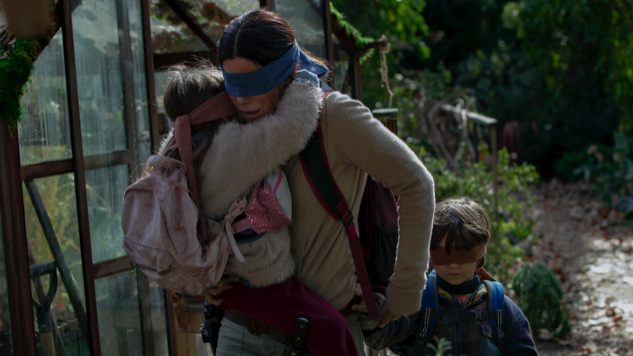 Sandra Bullock Faces the Apocalypse in Netflix&#8217;s <i>Bird Box</i> Trailer