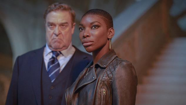 Despite Its Worthy Subject, Netflix's Stilted <i>Black Earth Rising</i> Wastes Michaela Coel