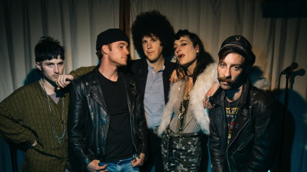 "Hear Black Lips' Dark and Raucous New Track ""Squatting in Heaven"""