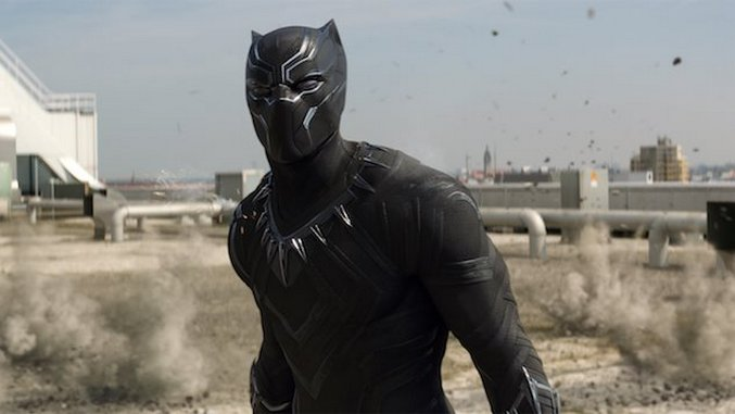 First <i>Black Panther</i> Teaser to Air Tonight During NBA Finals