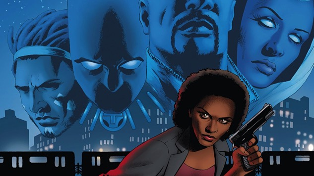 Marvel Cancels Ta-Nehisi Coates' and Yona Harvey's <i>Black Panther and the Crew</i>