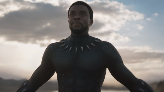 <i>Black Panther</i> Is Now the Most Tweeted-About Film of All Time