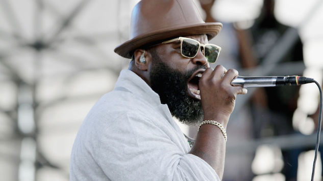 Watch Black Thought Deliver an Incendiary 10-Minute Freestyle