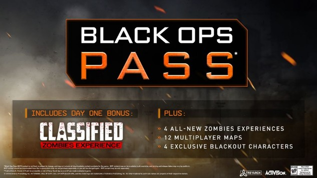 Activision Locks <i>Call of Duty: Black Ops 4</i> DLC to Season Pass