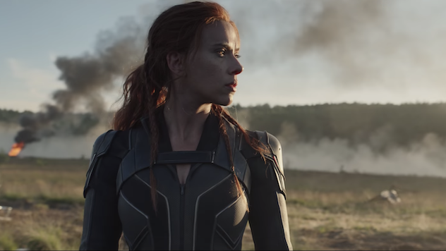 New <i>Black Widow</i> Trailer Offers a Glimpse of the Movie&#8217;s Villain