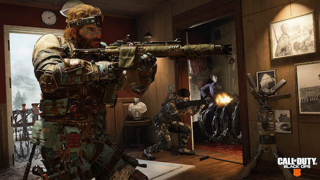 Report: Developer Treyarch Takes Over 2020 <i>Call of Duty</i> Release in Place of Original Studio