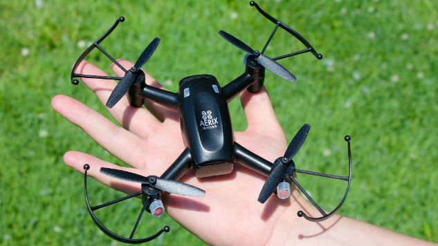 Aerix Black Talon 2 Drone Review: Flying a Drone with an Xbox Controller