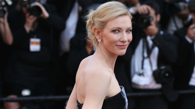 Cate Blanchett to Serve as President of the 2018 Cannes Film Festival
