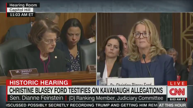 Dr. Christine Blasey Ford Shoots Down Brett Kavanaugh Misidentification Theory