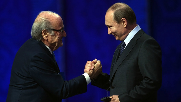 French Authorities Have Opened An Investigation Into The 2018 & 2022 World Cup Bidding Process