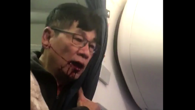 You're Not Mad at United Airlines; You're Mad at America