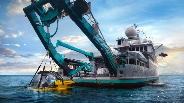 Aquanauts, Take Note: AirBnB and BBC Worldwide Want to Send You to the Seafloor