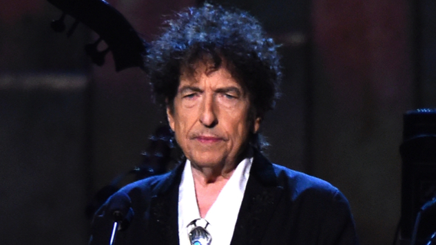 "Listen to Bob Dylan's Take On ""My One and Only Love"""