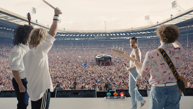 <i>Bohemian Rhapsody</i> Soundtrack to Feature Four Previously Unreleased Queen Recordings