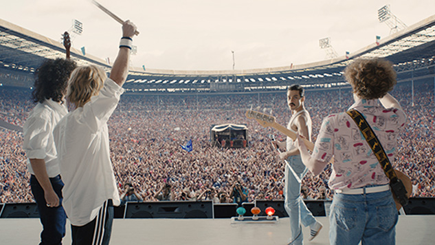 Queen Gets Experimental in Second 'Bohemian Rhapsody' Trailer