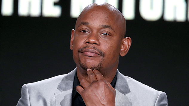 Bokeem Woodbine to Star in Eric Holder-Inspired CBS Pilot <i>Main Justice</i>