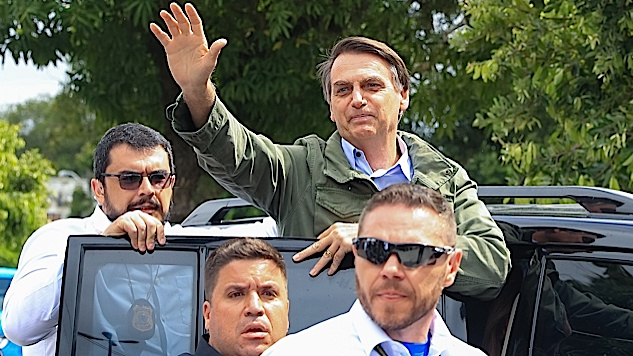 Jair Bolsonaro and the Global Rise of Fascism: An Interview With <i>The Intercept</i>'s Glenn Greenwald