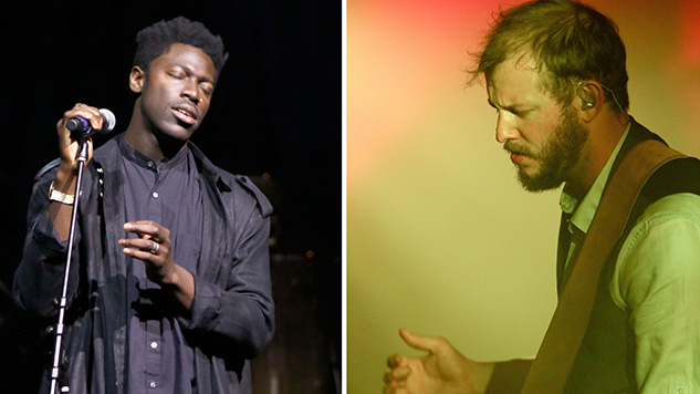 Watch Bon Iver and Moses Sumney Team up to Cover Sade at Bonnaroo
