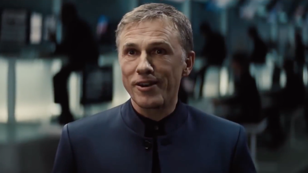 Christoph Waltz Is Reprising His Super Villain Role in <i>Bond 25</i>