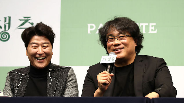 <i>Parasite</i>'s Bong Joon Ho and Song Kang Ho Donate $82K to South Korean Coronavirus Relief