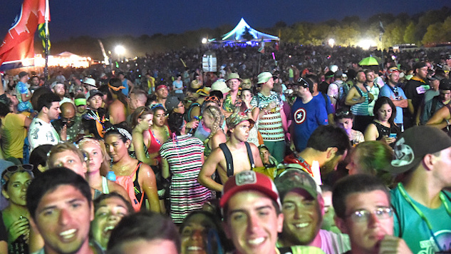 Bonnaroo Will Do Your Laundry for Free at This Year's Festival