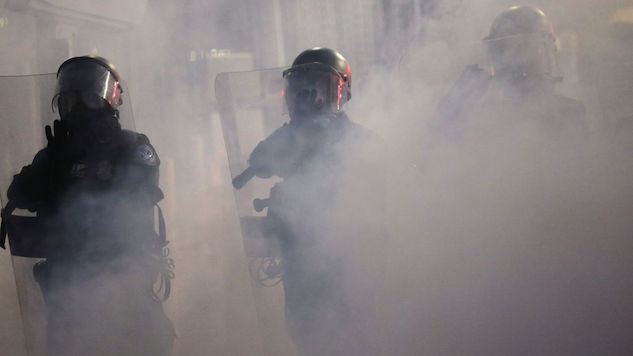 Sinclair Group Requires Its News Stations to Air a Segment Defending Tear-Gassing Migrants