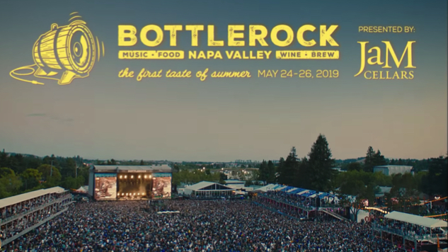 BottleRock Returns to Napa Valley in 2019 with Imagine Dragons, Neil Young, Mumford & Sons, More