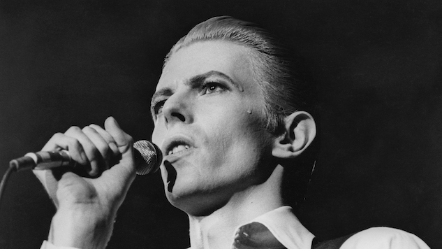 Happy Birthday, David Bowie! Listen to a Vintage Bowie Performance