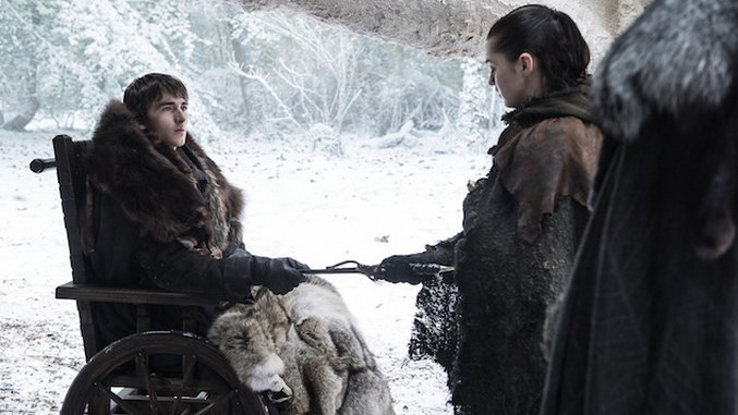 <i>Game of Thrones</i>' Isaac Hempstead Wright on Bran's Evolution, House Music and Becoming a Meme