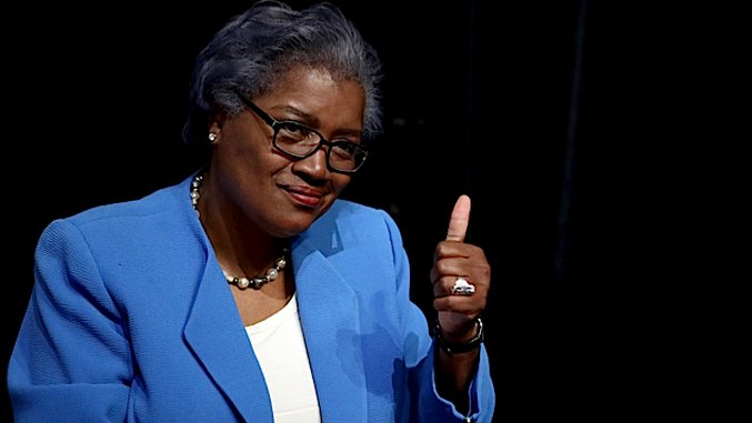 Dear Democrats: Please Stop Letting Donna Brazile Be Involved in Anything Important, Ever