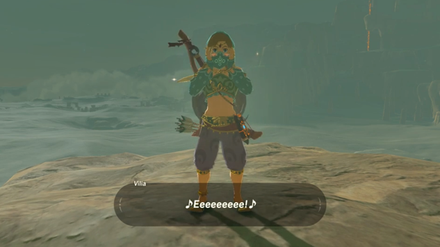 How <i>Breath of the Wild</i> Failed Us When It Comes To Trans Identity