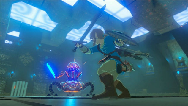 <i>Zelda: Breath of the Wild</i> Rumored to be Switch Launch Title Once Again