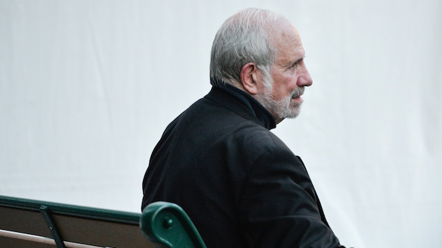 Brian De Palma Swaps Camera for Pen with Debut Novel