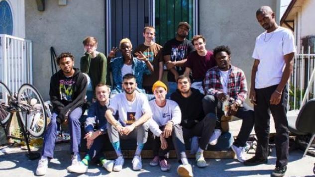 Brockhampton Announce <i>Iridescence</i> Release Date, Share Album Art and Tracklist