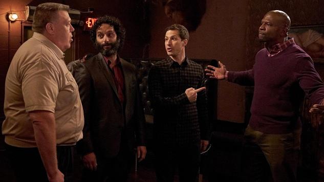 <i>Brooklyn Nine-Nine</i> Review: &#8220;Paranoia&#8221;