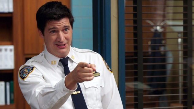 An Epic Lip-Lock and Superb Acting: This is <i>Brooklyn Nine-Nine</i> As it Should Be