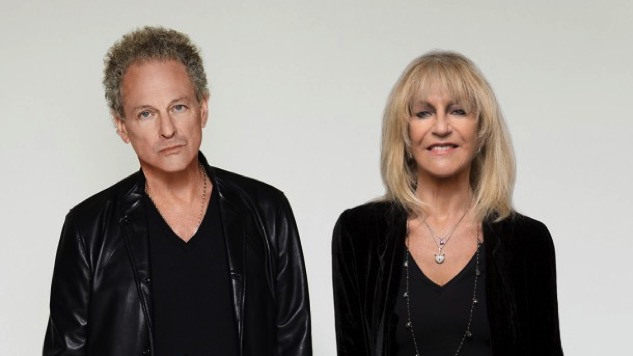 "Listen to Lindsey Buckingham and Christine McVie's New Single, ""In My World"""