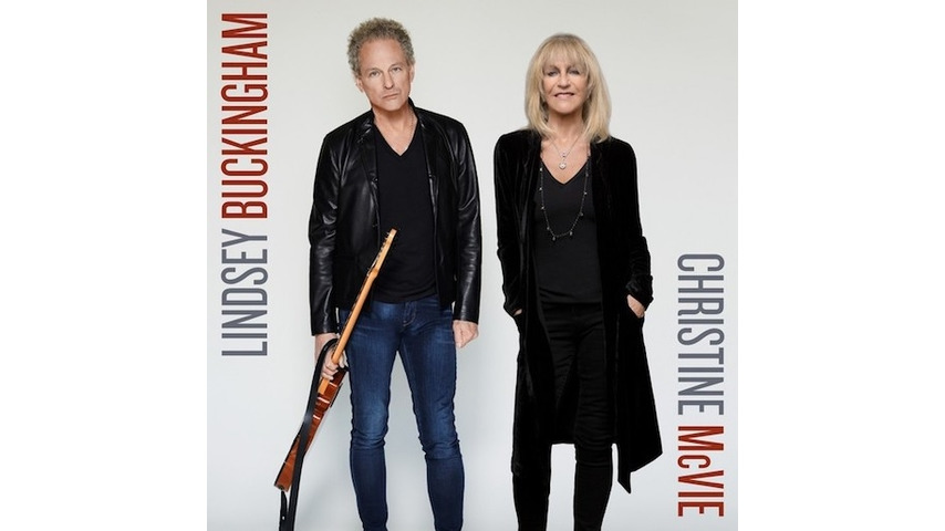 Lindsey Buckingham and Christine McVie: <i>Lindsey Buckingham/Christine McVie</i> Review